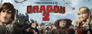 Como entrenar a tu dragón 2