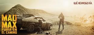 Mad Max furia en el camino